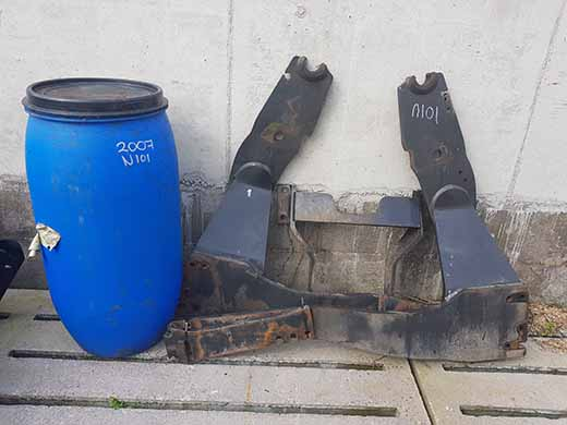 Miscellaneous - Paudy Buckley Tractors